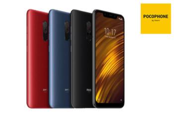 Xiaomi Pocophone F2 z letnico 2019