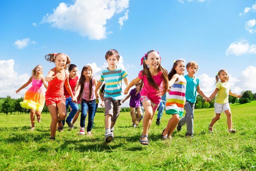 Športne in zabavne poletne počitnice za otroke
