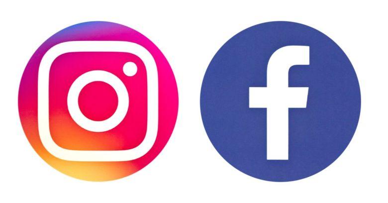 Oglaševanje preko platform Instagram in Facebook