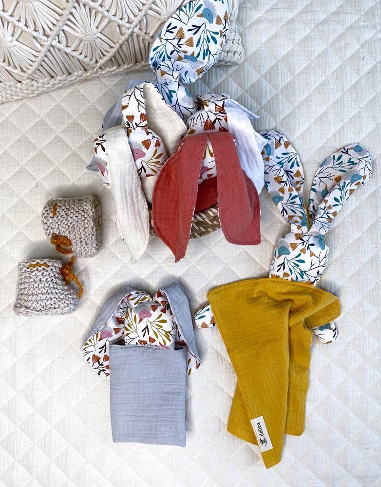 Unikatne ninice in druga darila za novorojenčke oziroma dojenčke