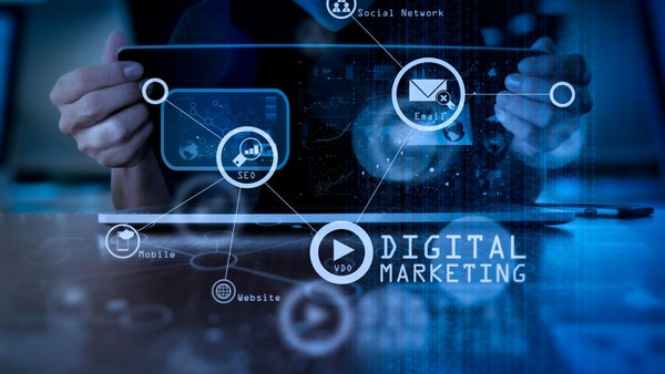 Digitalna marketing agencija za uspeh vašega podjetja